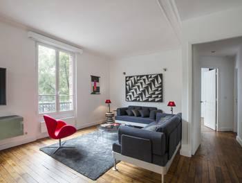 Appartement meublé 3 pièces 79 m2