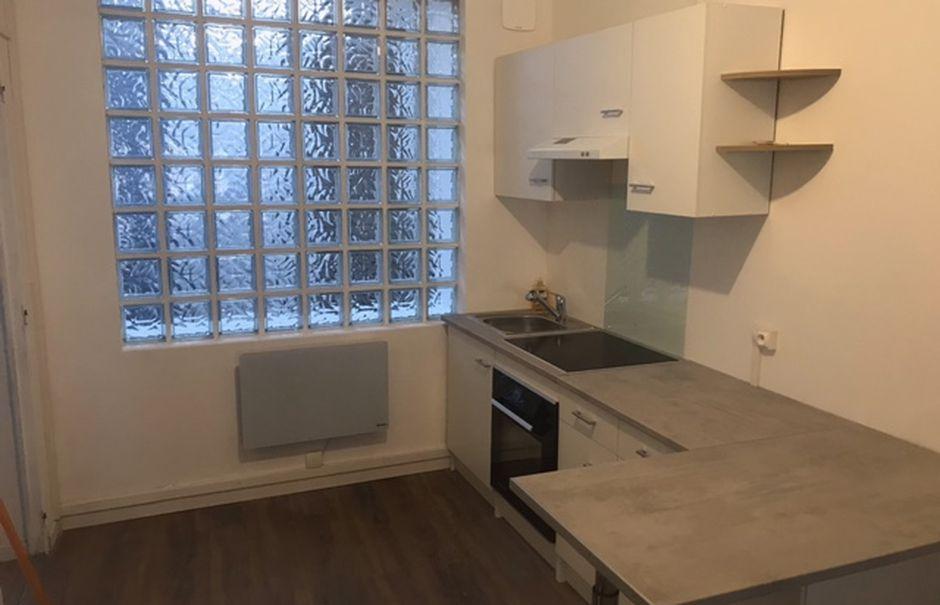 Location  appartement 2 pièces 55.65 m² à Avesnes-sur-Helpe (59440), 440 €