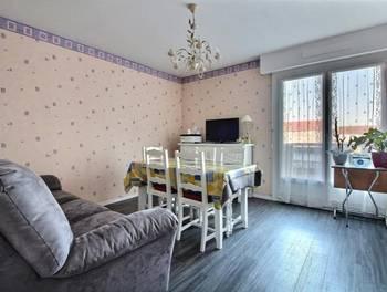 Appartement 2 pièces 40,68 m2