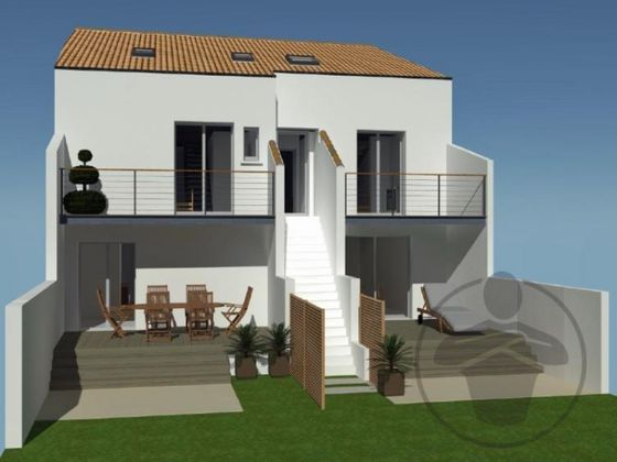 Vente duplex 4 pièces 64,66 m2