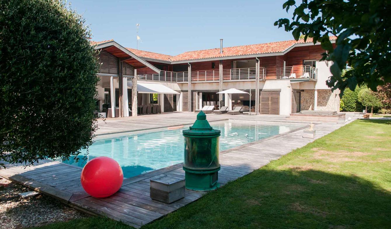 Villa avec jardin et terrasse Capbreton