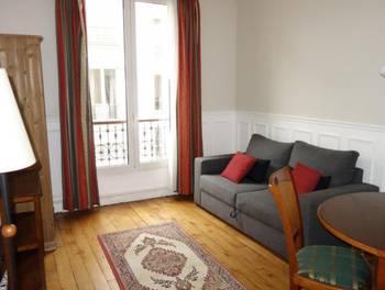 Appartement meublé 2 pièces 37,75 m2