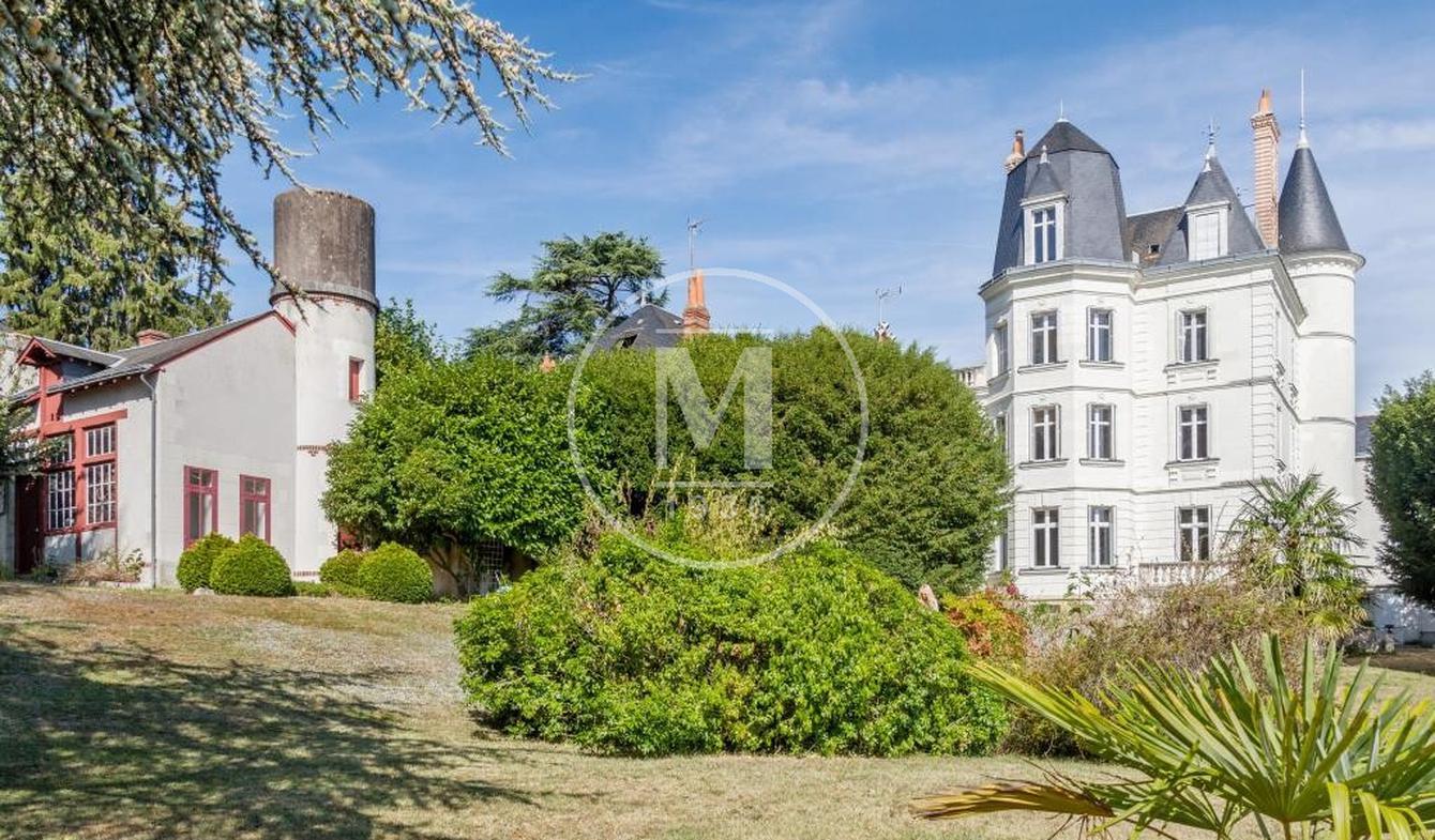 Propriété Saint-Cyr-sur-Loire