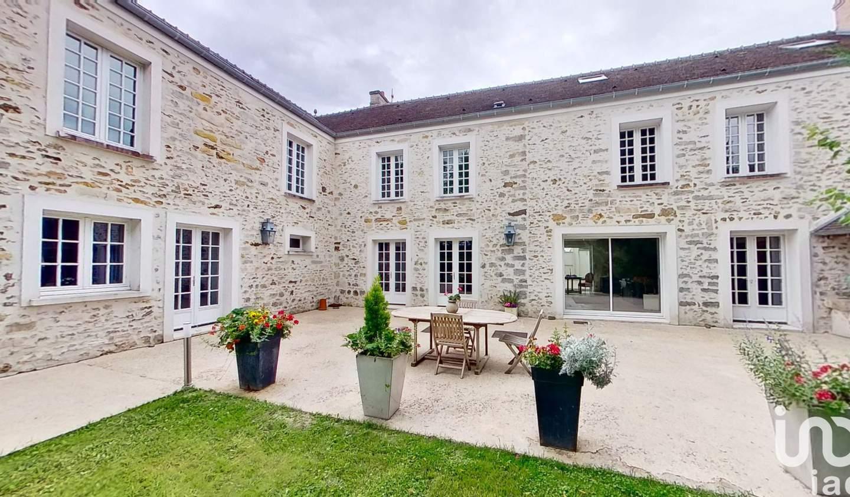Maison avec terrasse Chatillon-la-borde