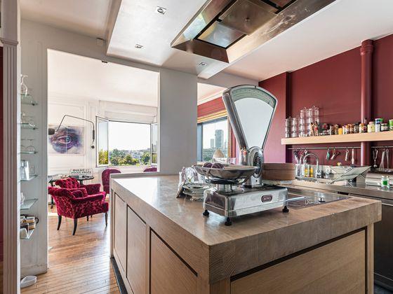 Location appartement meublé 4 pièces 130 m2