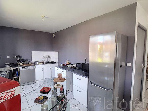 Vente maison 4 pièces 77,7 m2