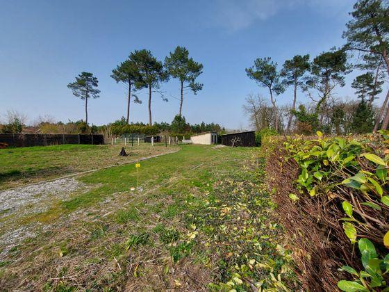 Vente terrain 1273 m2