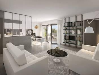Appartement 2 pièces 55,94 m2