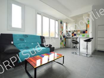 Studio meublé 28,98 m2