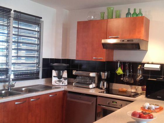 Vente appartement 4 pièces 85,34 m2
