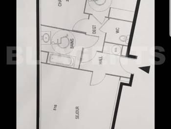 Appartement 3 pièces 68,61 m2