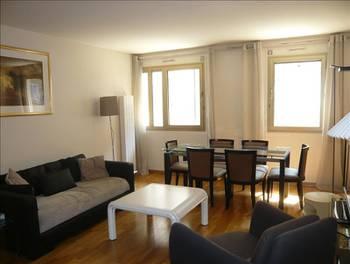 Appartement meublé 2 pièces 56,29 m2