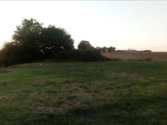 Vente terrain 1348 m2