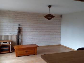 Appartement 2 pièces 56,94 m2
