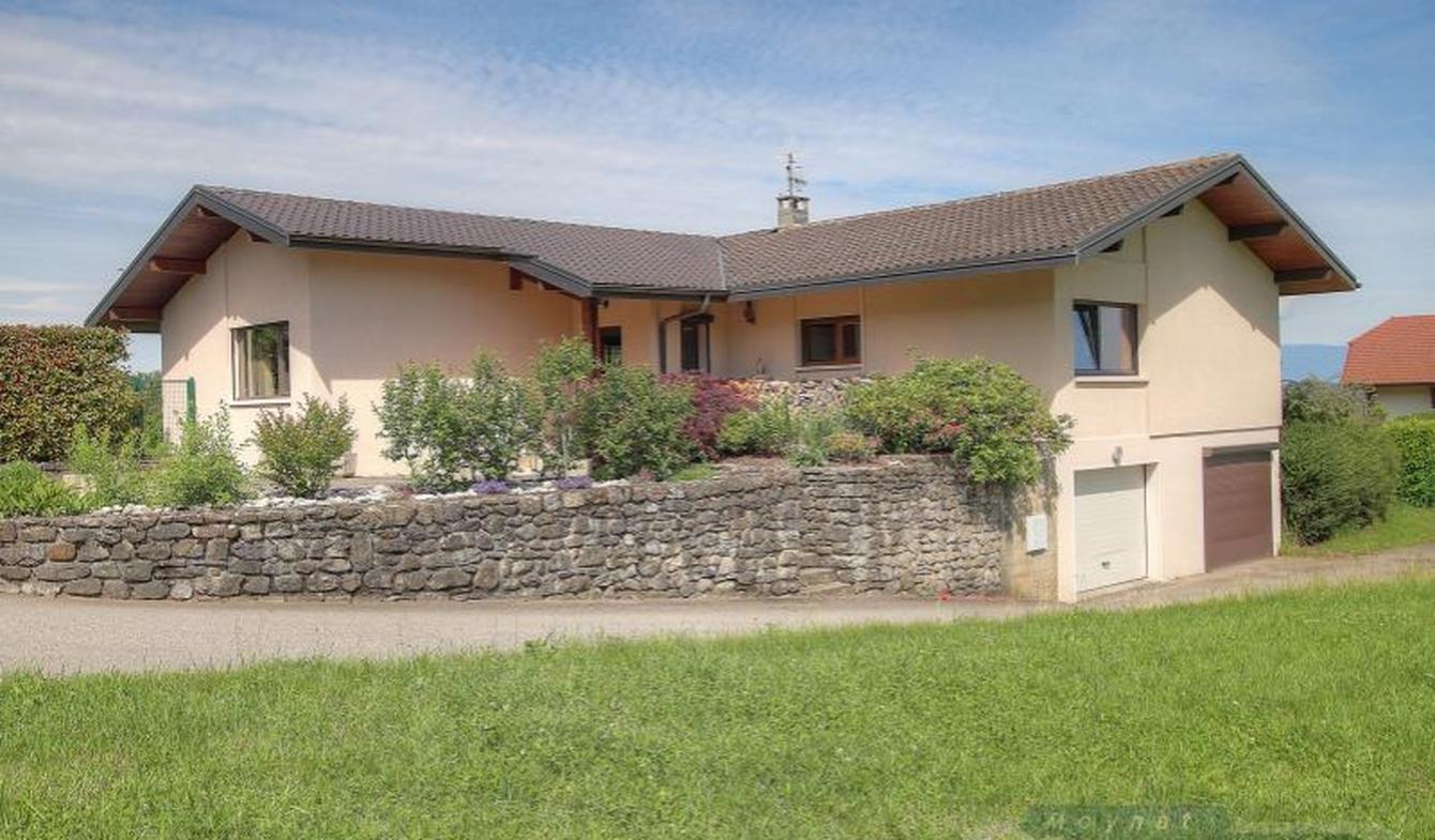 Maison avec terrasse Brenthonne