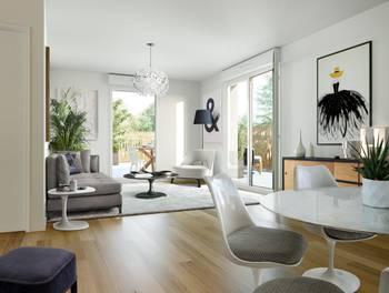 Appartement 2 pièces 37,67 m2