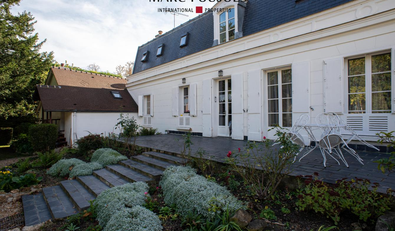 House with terrace Yerres