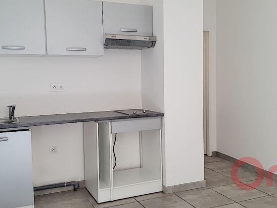 Location appartement 2 pièces 27,45 m2