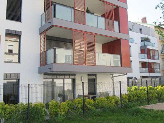 vente Appartement 4 pièces 88,5 m2 Lyon 3ème