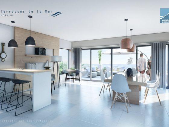 Vente appartement 4 pièces 90,25 m2