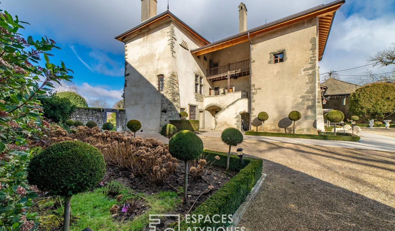 House with terrace Saint-Julien-en-Genevois