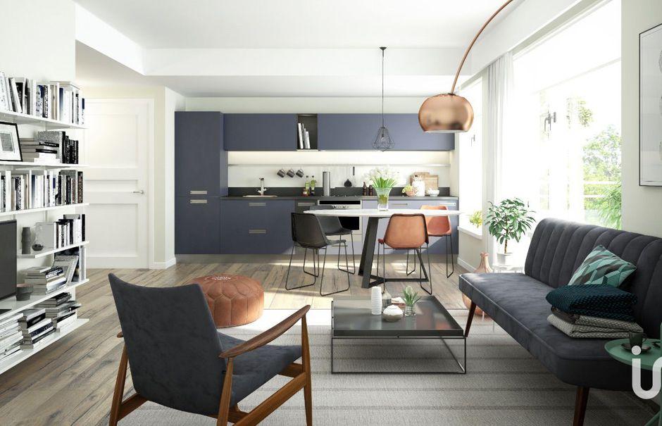 Vente appartement 4 pièces 76 m² à Armentieres (59280), 221 289 €