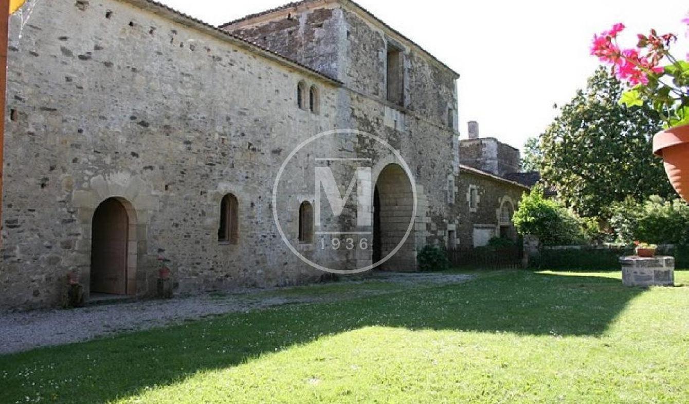Castle Mervent