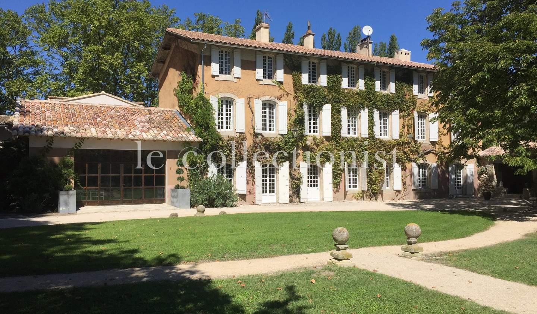 Villa avec piscine Gordes