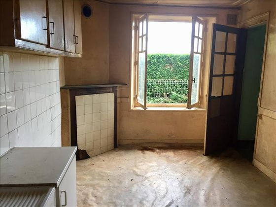 Vente maison 8 pièces 134 m2
