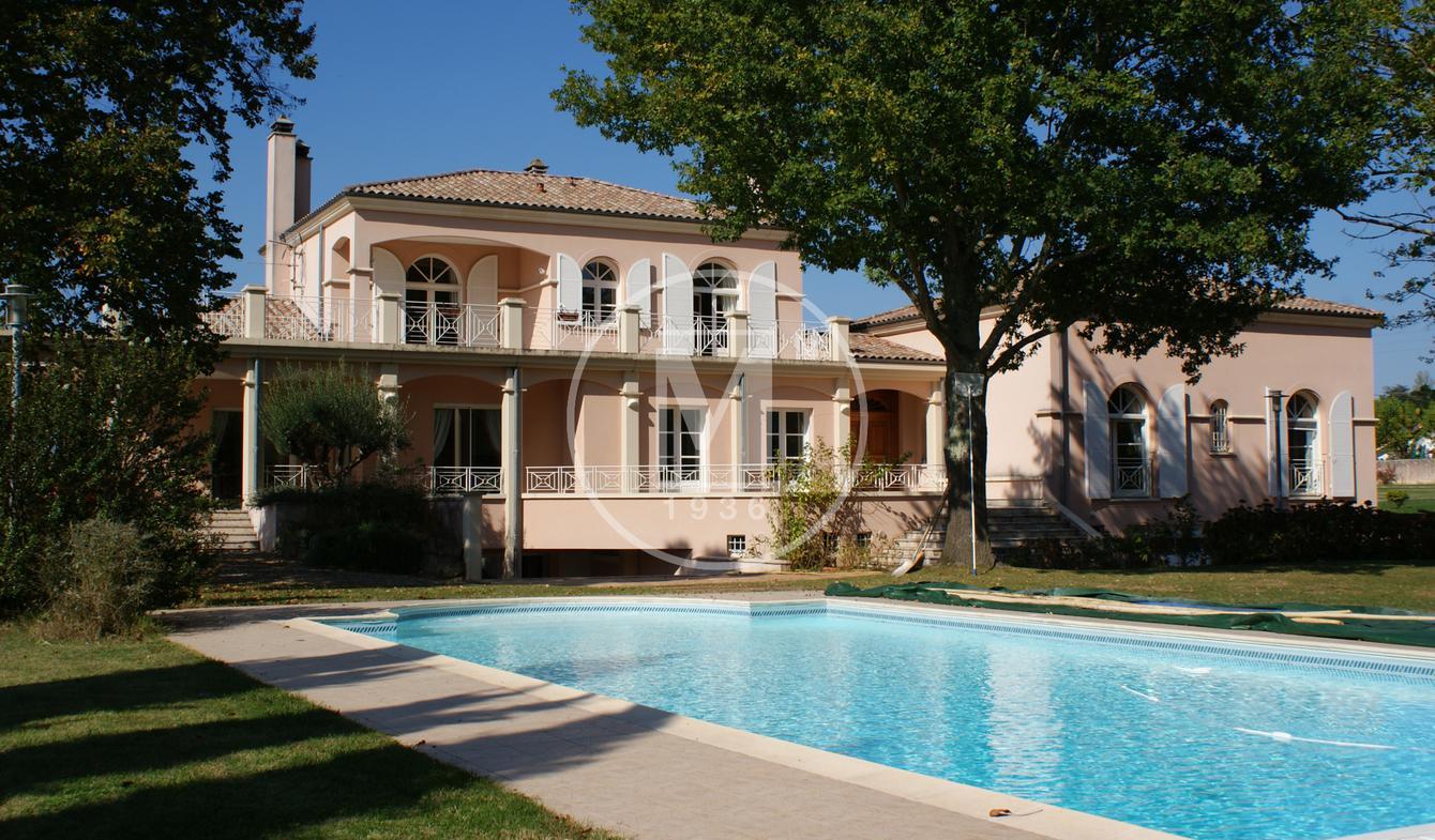 Maison avec piscine et terrasse Marmande