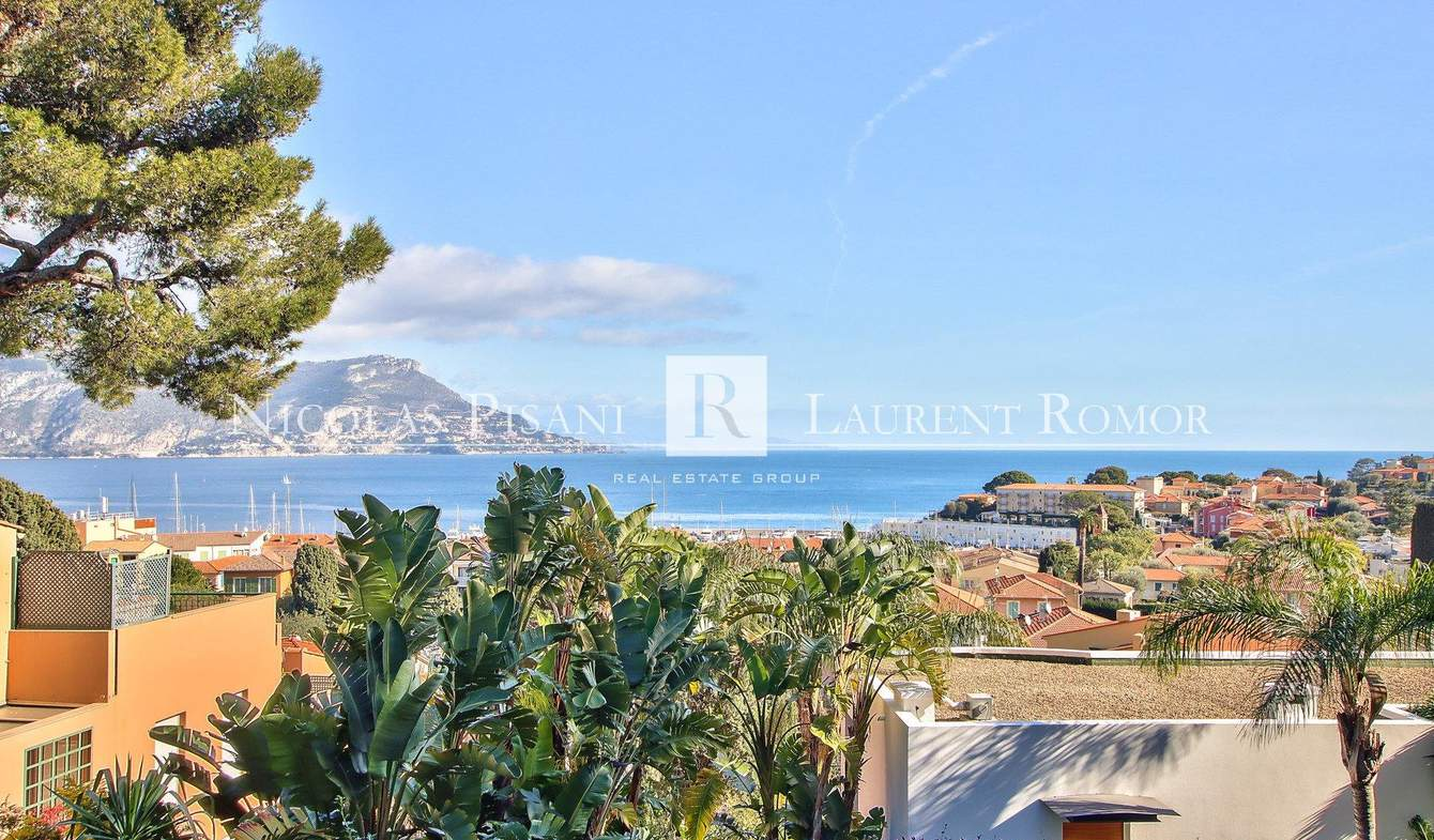 Apartment Saint-Jean-Cap-Ferrat