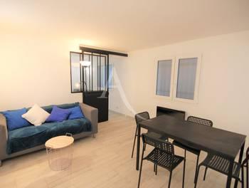 Appartement meublé 3 pièces 47,25 m2