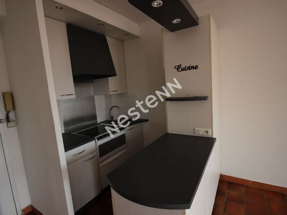 Location appartement 2 pièces 25,79 m2