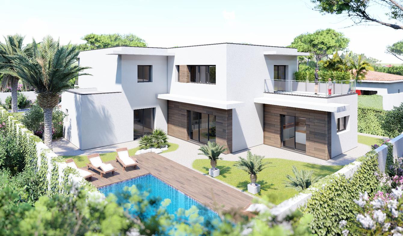 Maison avec piscine et terrasse Le cap d'agde