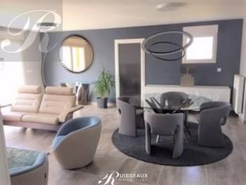 Appartement 5 pièces 126,38 m2