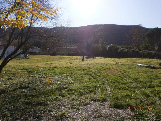 Vente terrain 1315 m2