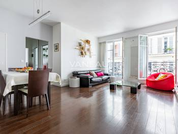 Appartement 4 pièces 91,66 m2