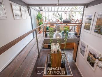 Loft 4 pièces 160 m2