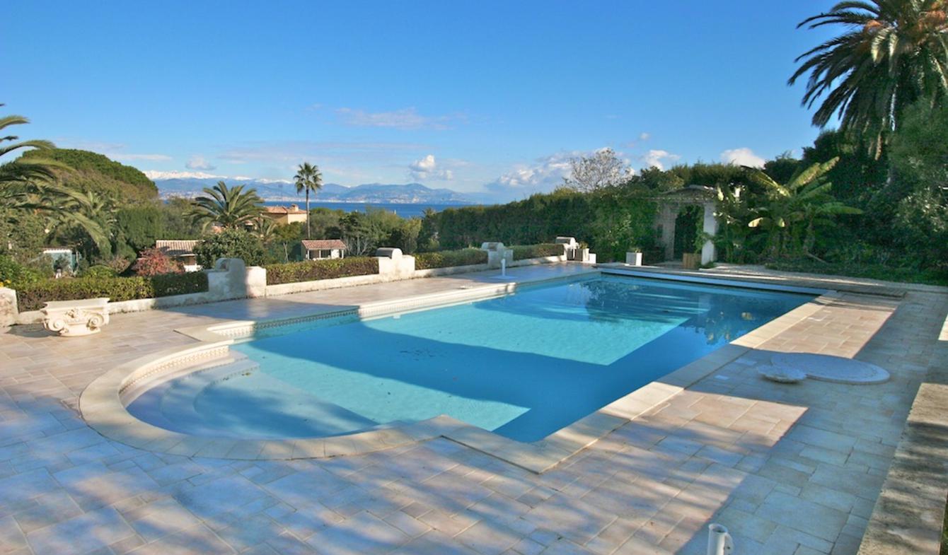 Maison avec piscine et jardin Juan les pins