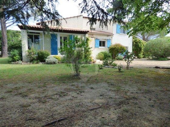 Vente villa 6 pièces 114,76 m2
