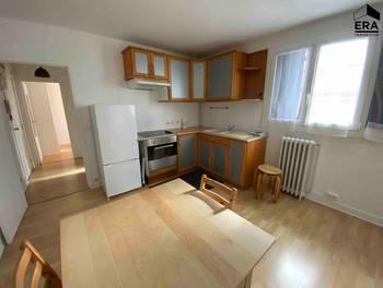 Appartement meublé 2 pièces 36,07 m2