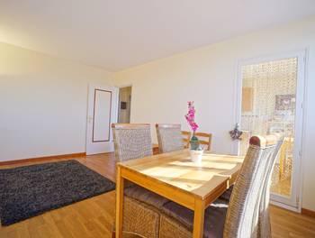 Appartement meublé 2 pièces 44,01 m2