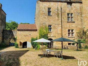 château à Sarlat-la-caneda (24)