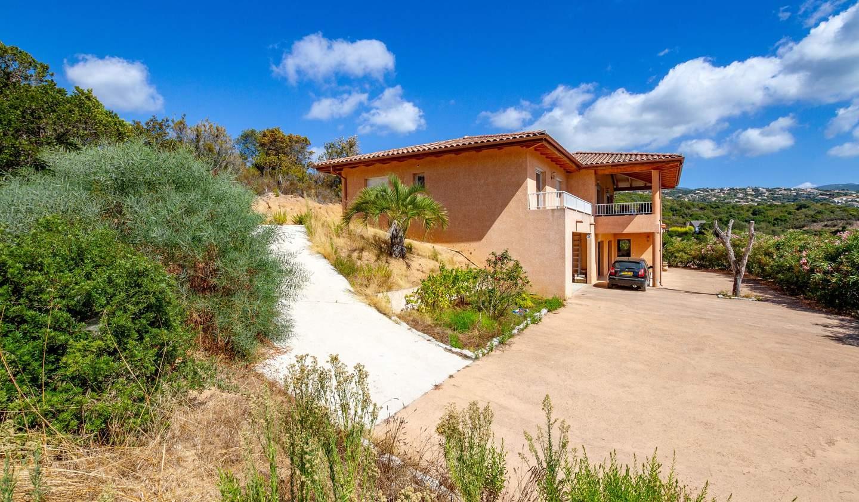 Villa avec jardin et terrasse Porticcio