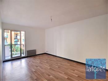 Appartement 2 pièces 49,53 m2