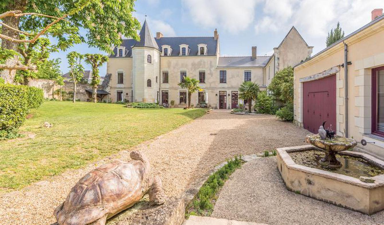 Château Montreuil-Bellay