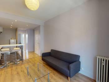 Appartement meublé 3 pièces 57,58 m2