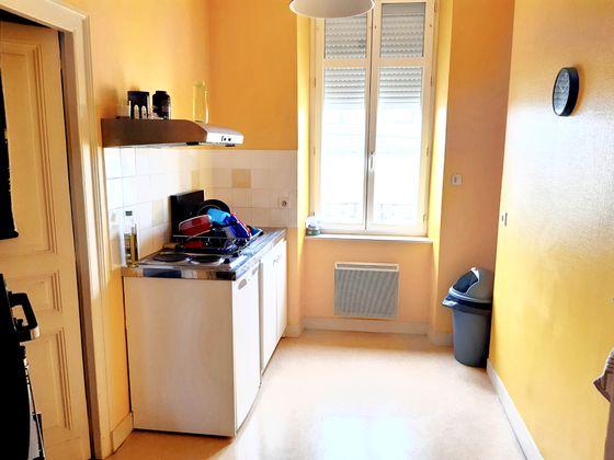 Location appartement 2 pièces 45,39 m2
