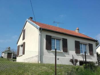 Maison 3 pièces 60,05 m2