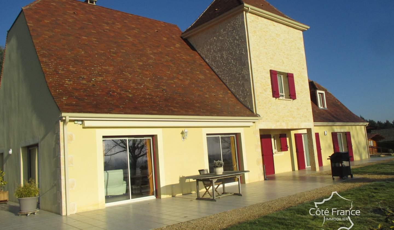 Maison avec terrasse La Roque-Gageac